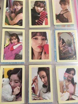 WTS Twice official preorder photocard