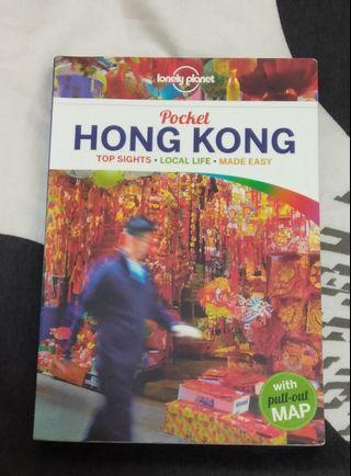 Travel guide - lonely planet pocket - Hong Kong