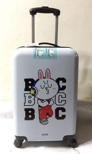 行李箱 20吋 登機箱 兔兔版 全新品