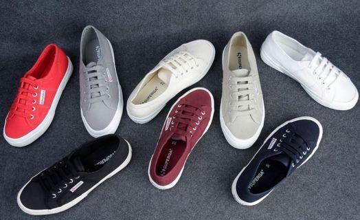 🚚 Preorder: Superga shoes