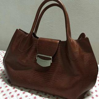 Braun Büffel Handbag - Brown (PRICE REDUCED!)