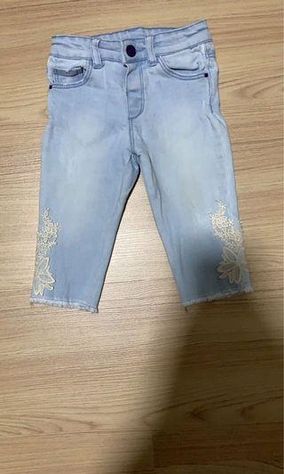 Zara jeans size 6-9m