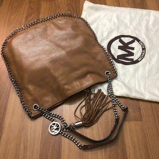 MK brown bag