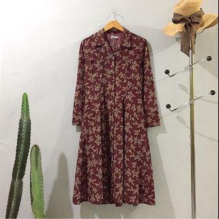 Earth Brown Dress