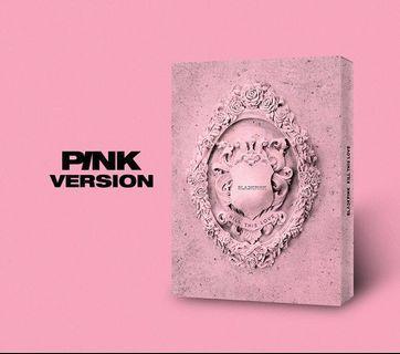 [PO] BLACKPINK Mini Album Vol. 2 - KILL THIS LOVE (Pink Ver.)