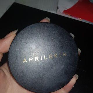 Tempat cushion april skin