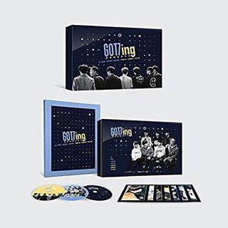 GOT7ING DVD unsealed
