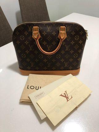 🚚 Louis Vuitton Alma PM Monogram