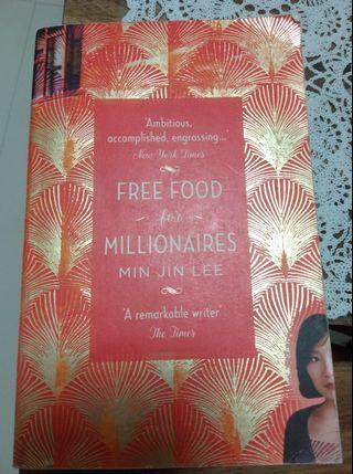 🚚 Free food for Millionaires - Min Jin Lee