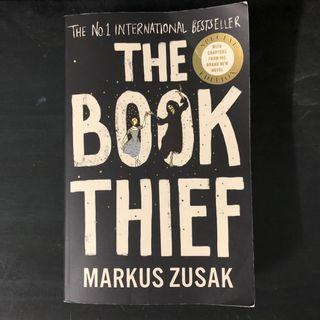 Bestseller book - The Book Thief