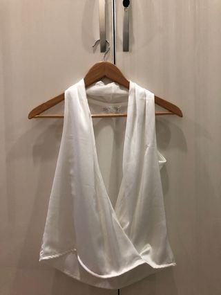 Matilda Top (white)