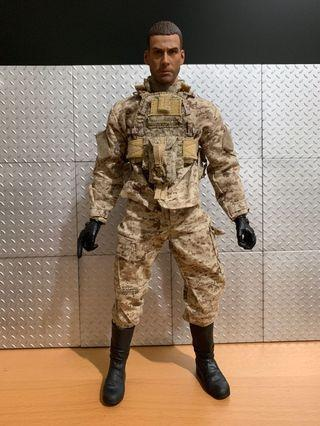 🚚 1/6 scale kitbash Soldier Trooper