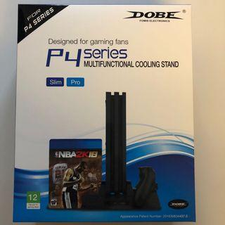 WTS- PS4 Multifunction Cooling Station