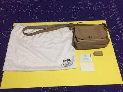 Coach Sling Bag Legacy Archive