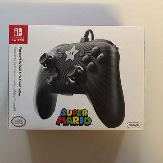 WTS- Faceoff Wired Pro Controller Black