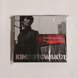 [CD] Kim Dong Wan Vol. 1 - Kimdongwan Is