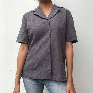 Formal Gray Shirt