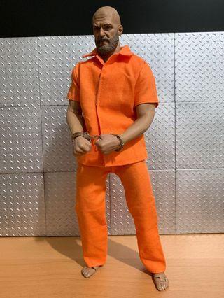 🚚 1/6 scale Kitbash Prisoner