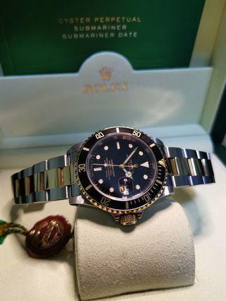 Rolex Submariner 16613LN