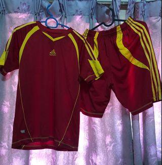 Adidas Football Jersey one set (Authentic)