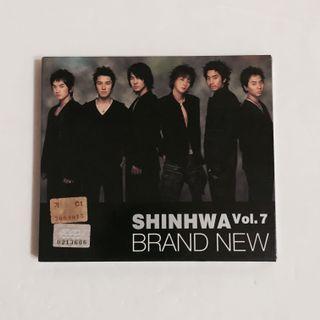 [CD] Shinhwa Vol. 7 - Brand New
