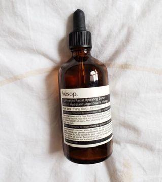Aesop lightweight facial hydrating serum 100ml 無油精華
