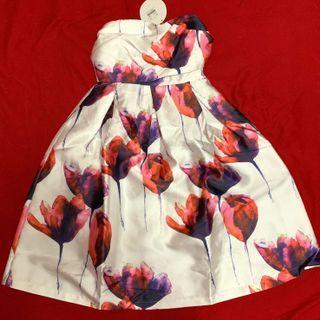 Theclosetlover Tulip Tea Party Dress
