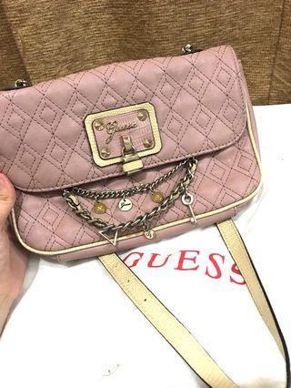 Guess Bag pink nude