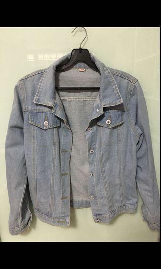 Denim Jacket [1 for $12, 2 for $22]