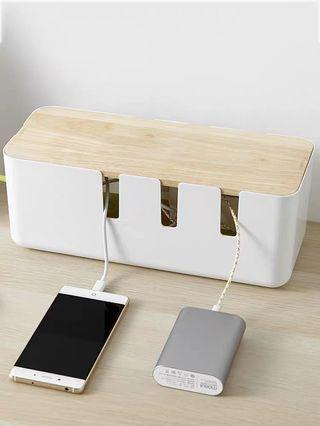 現貨 | 拖板電線收納盒