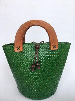 Handbag Rattan