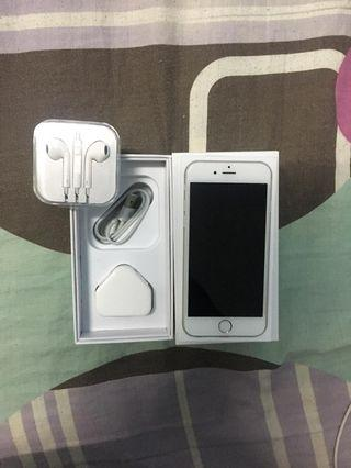 Apple iPhone 6 64GB LL Set Silver