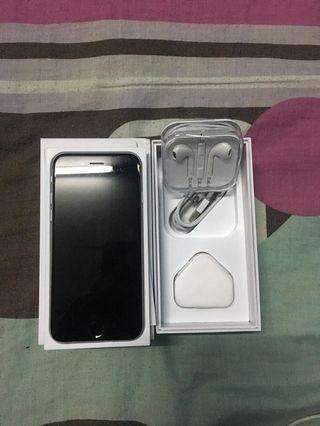Apple iPhone 6 64GB LL Set Space Grey