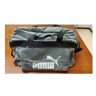 PUMA 運動SPORT專用 大手提側肩兩用包