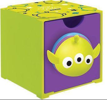 sealed Tsum tsum 7-11 drawer alien head