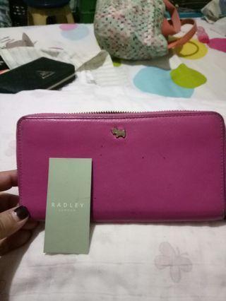 Used Radley wallet
