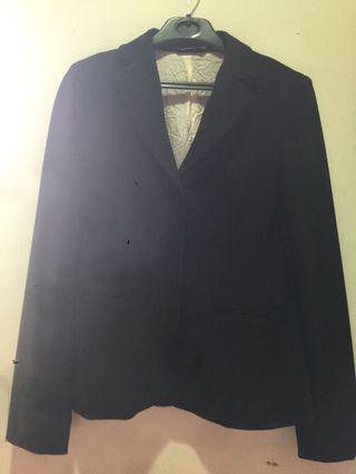 🚚 Mastina 專櫃西裝外套及裙子(外套及裙子size都36)