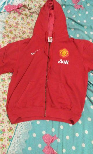 HOODIE MANCHESTER UNITED OFFICIAL MERCHANDISE