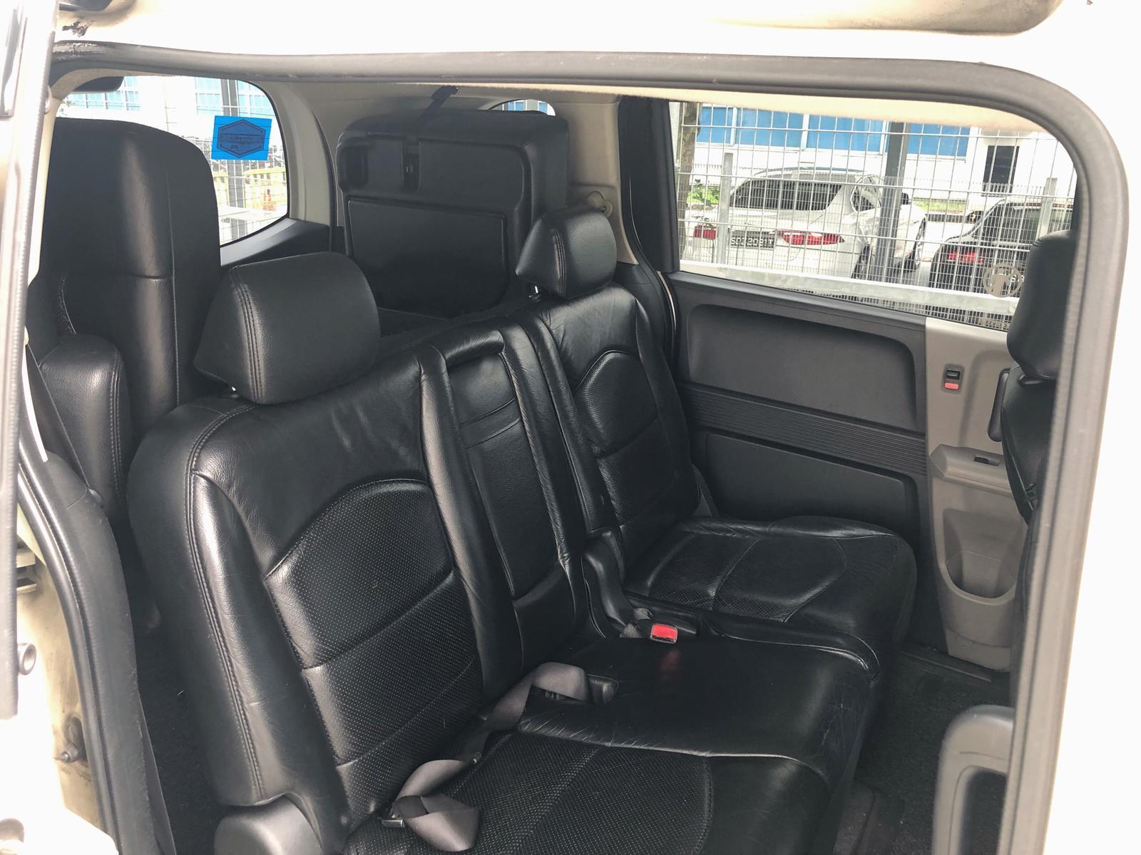 $60 Honda Freed 1.5a *SAVE PETROL* mpv gojek,grab n personal use cheaper car rental