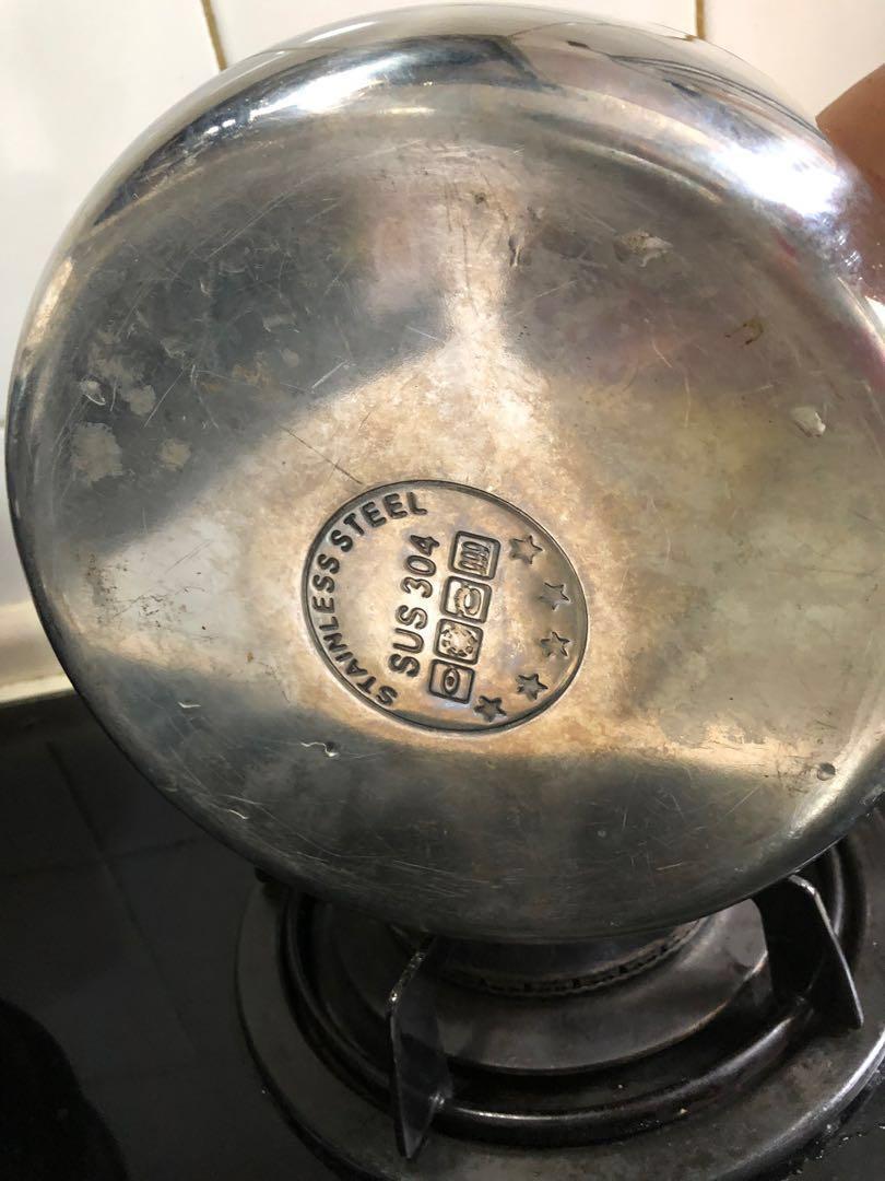 不銹鋼水煲嗚音大水煲