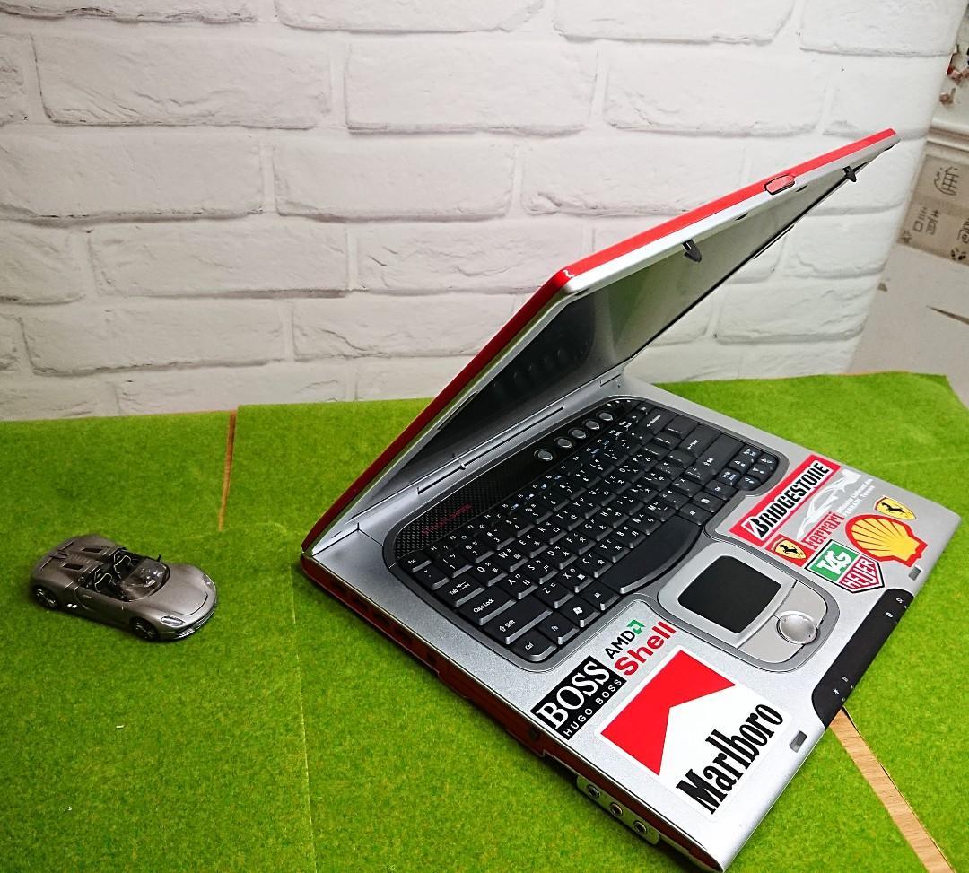 宏碁Acer 法拉利正版授權 模型筆電