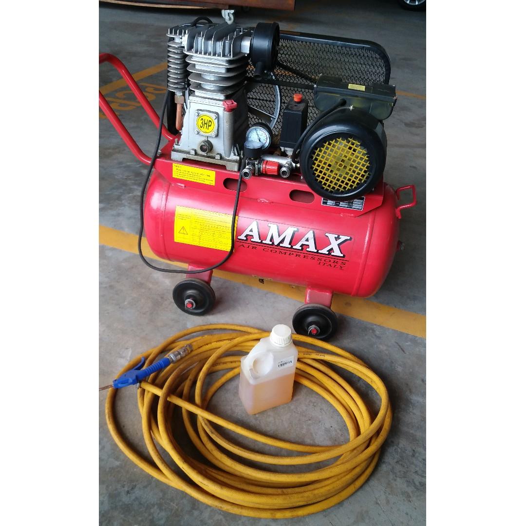 Amax Air Compressor