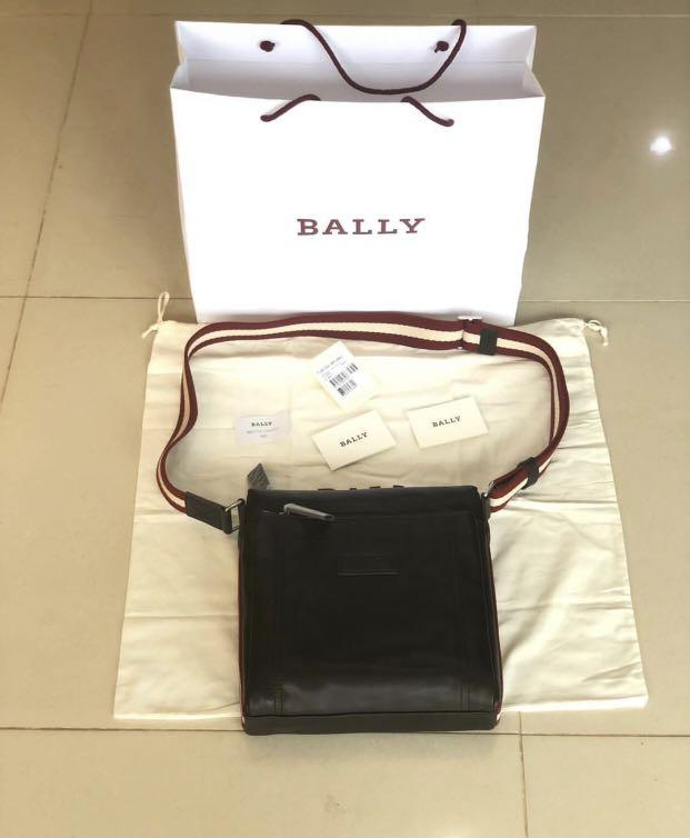 Authentic Bally slingbag