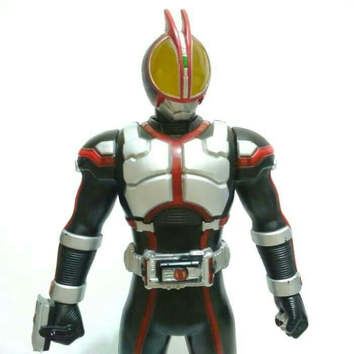 """Bandai kamen rider faiz 12"""" action-figure"""