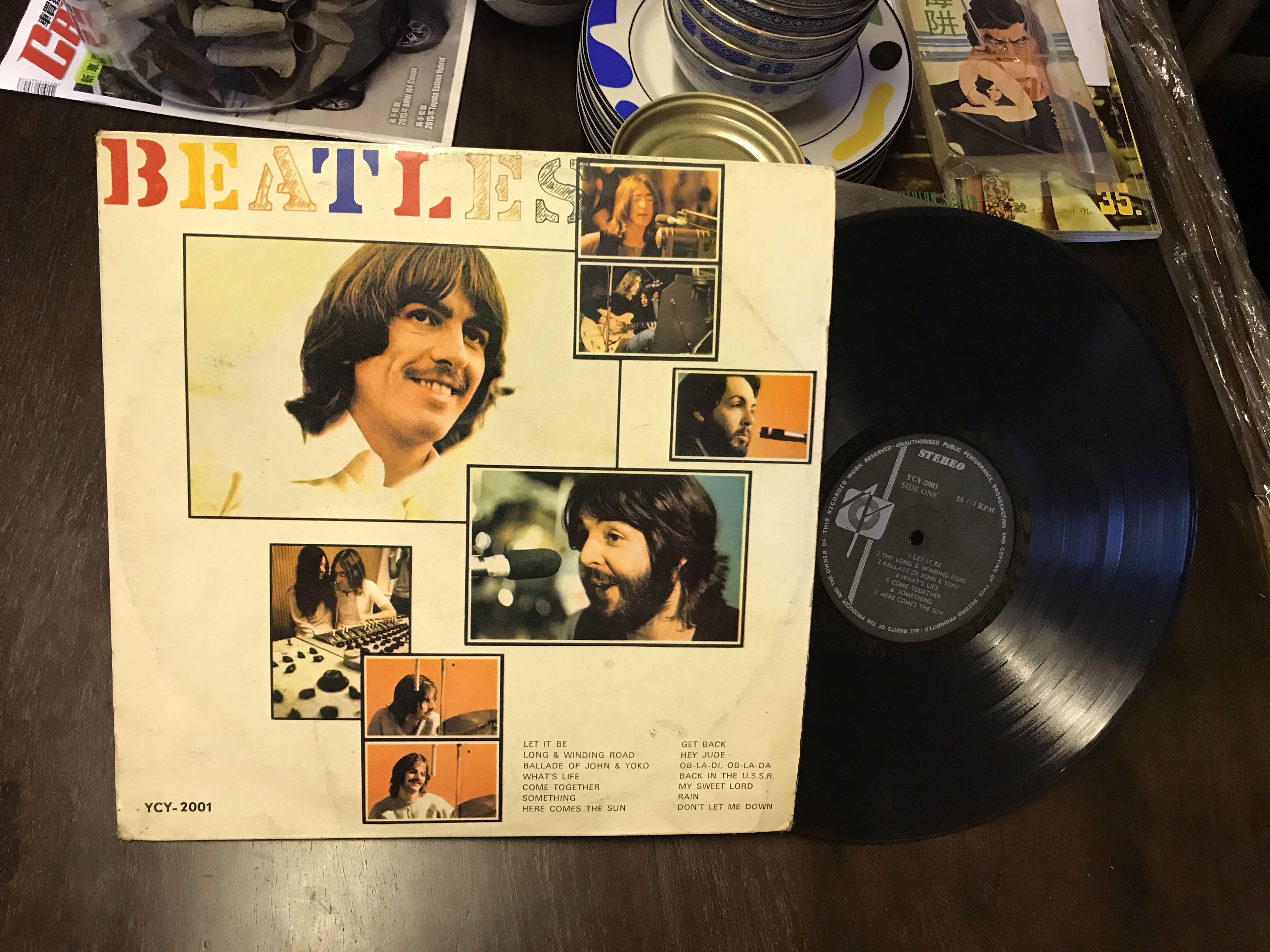 Beatles 大碟