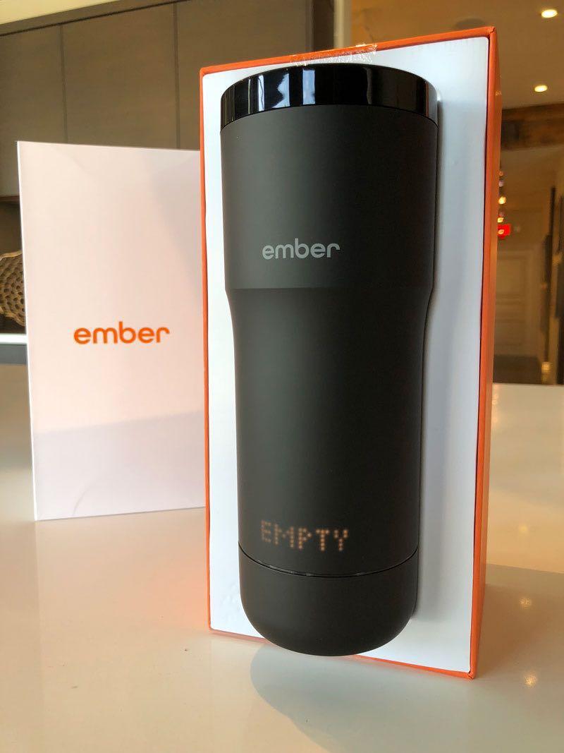 Bnib Ember Travel Mug Electronics Others On Carousell