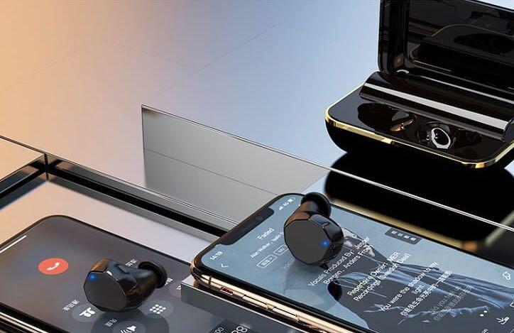 Borofone T8 藍鑽真無線TWS翻譯耳機👍🏻👍🏻支援33國家翻譯語言🌟行貨🌟免運費
