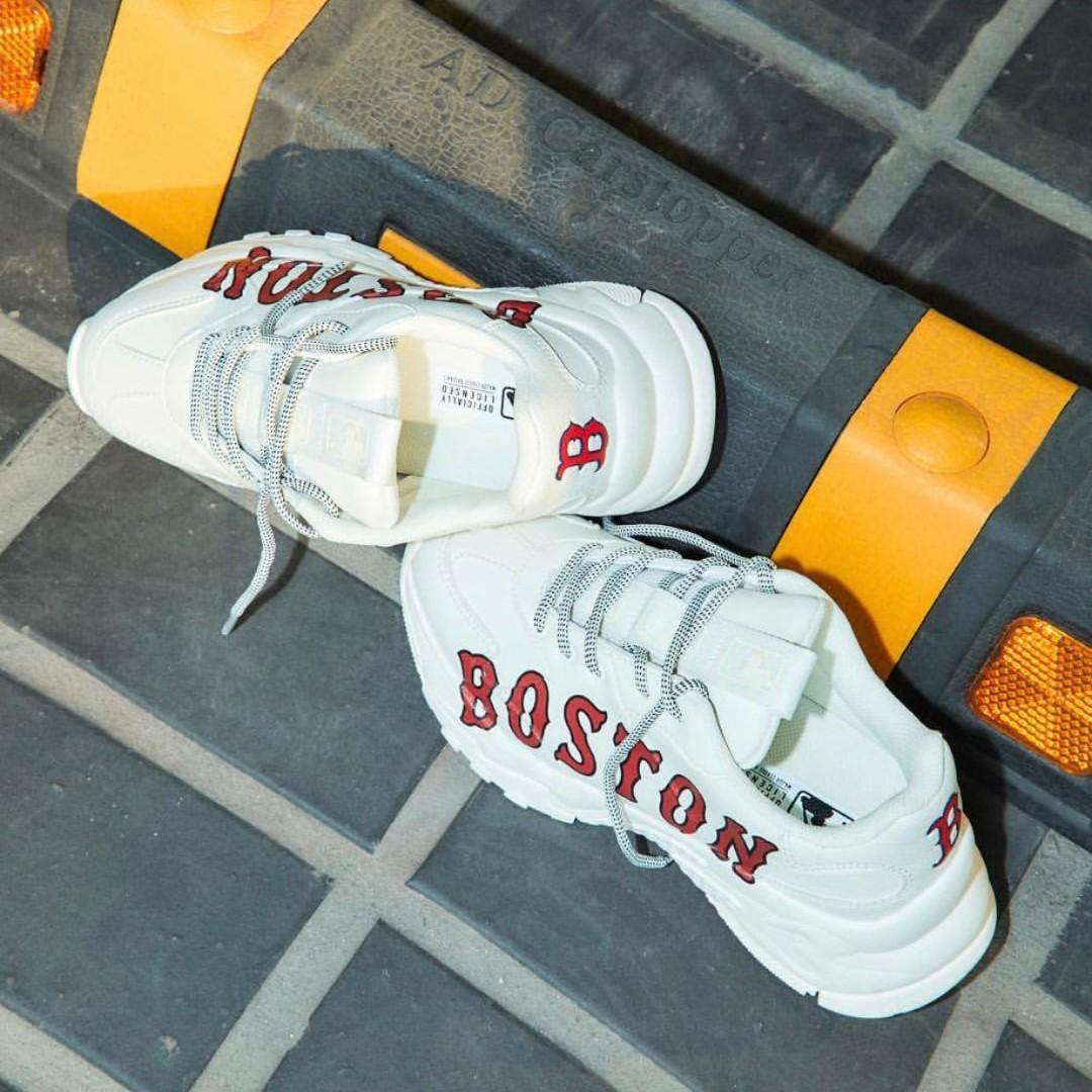 Boston Red Sox Sneakers Big Ball