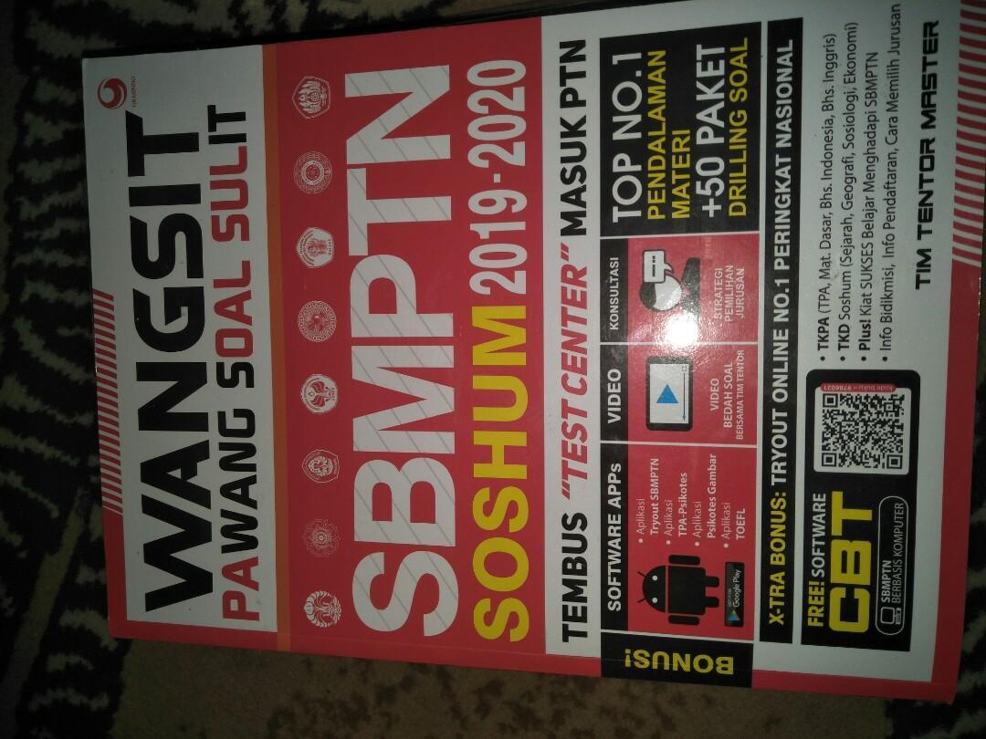 WANGSIT Sbmptn SOSHUM 2018
