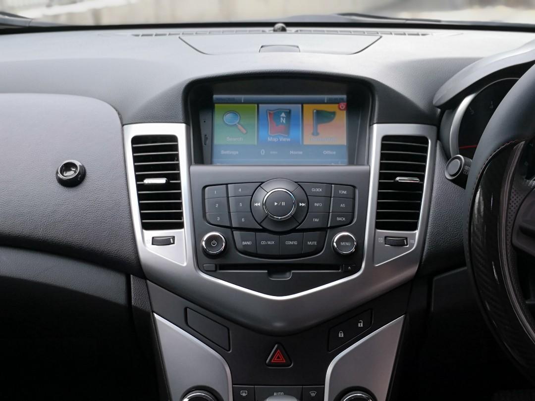 Chevrolet Cruze 1.6 LS PEPS SS Sports Edition Auto